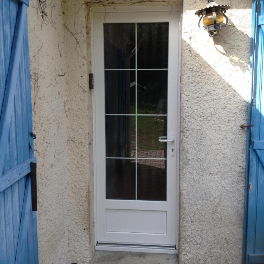 Porte Entree Vitree Opaque porte d'entrée crépy en valois. porte pvc soissons. porte